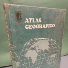 Libros de segunda mano: ATLAS GEOGRÁFICO EDITORIAL MAGISTERIO ESPAÑOL, S. A. 12 EDICIÓN 1964. Lote 243167070