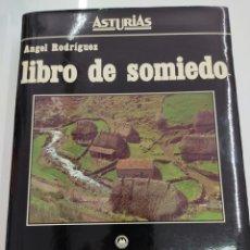 Libros de segunda mano: EL LIBRO DE SOMIEDO ANGEL RODRIGUEZ MASES EDICIONES ASTURIAS 1985 ILUSTRADO BUEN ESTADO. Lote 243808210