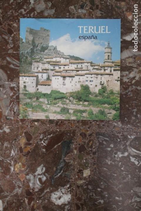 GUIA DE LA PROVINCIA DE TERUEL. SECRETARIA GENERAL DE TURISMO DE ESPAÑA. 16 PAGINAS. AÑO 1985. (Libros de Segunda Mano - Geografía y Viajes)