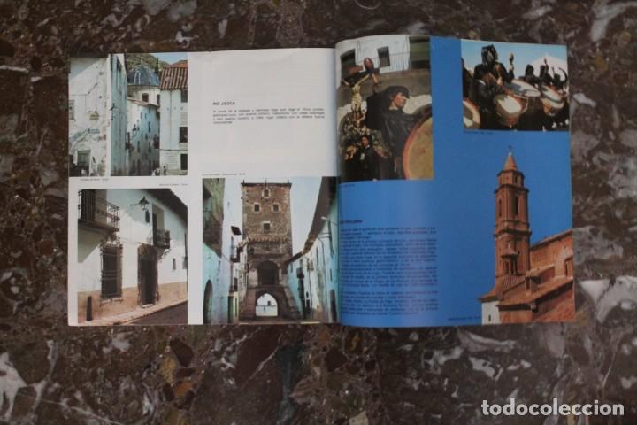 Libros de segunda mano: GUIA DE LA PROVINCIA DE TERUEL. SECRETARIA GENERAL DE TURISMO DE ESPAÑA. 16 PAGINAS. AÑO 1985. - Foto 4 - 244864300