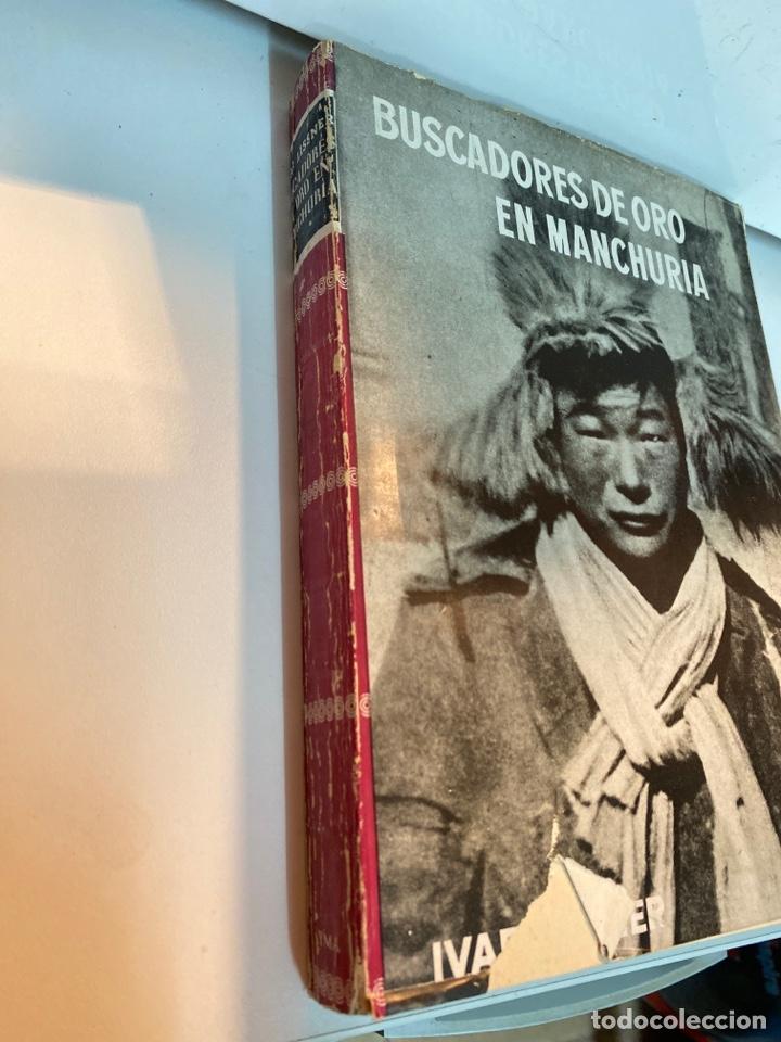 Libros de segunda mano: Buscadores de oro en manchuria - Foto 2 - 245105910