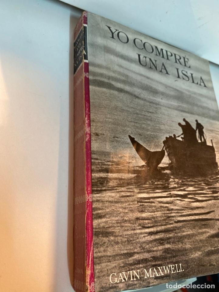 Libros de segunda mano: Yo compré una isla - Foto 2 - 245106560