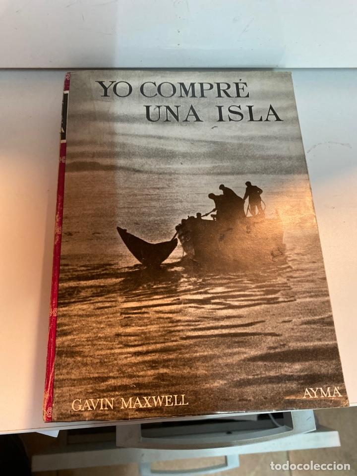 YO COMPRÉ UNA ISLA (Libros de Segunda Mano - Geografía y Viajes)
