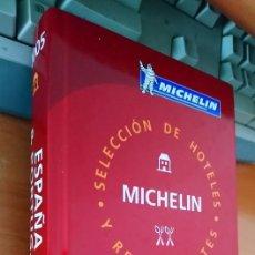 Livres d'occasion: GUIA MICHELIN ESPAÑA & PORTUGAL 2005 HOTELES Y RESTAURANTES. Lote 246075860