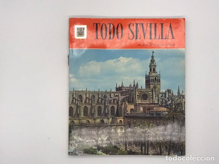 GUIA TODO SEVILLA N.º 3- AÑO 1975 (Libros de Segunda Mano - Geografía y Viajes)