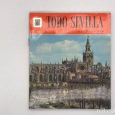 Libros de segunda mano: GUIA TODO SEVILLA N.º 3- AÑO 1975. Lote 246188540