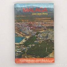 Libros de segunda mano: GUÍA MALAGA EDITORIAL EVEREST (1973). Lote 246191080