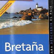 Libros de segunda mano: BRETAÑA. Lote 246466910