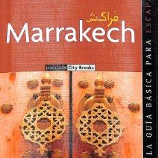 Libros de segunda mano: MARRAKECH. Lote 246466970