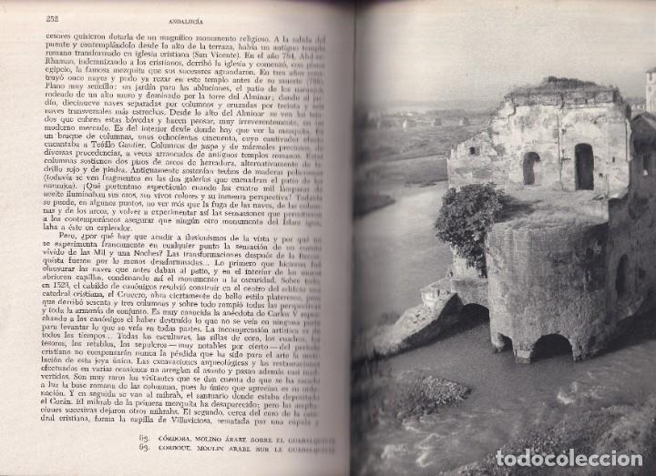 Libros de segunda mano: LA ESPAÑA DEL SUR - JEAN SERMET - EDITORIAL JUVENTUD - 1956 - 1ª EDICION - Foto 2 - 246778245
