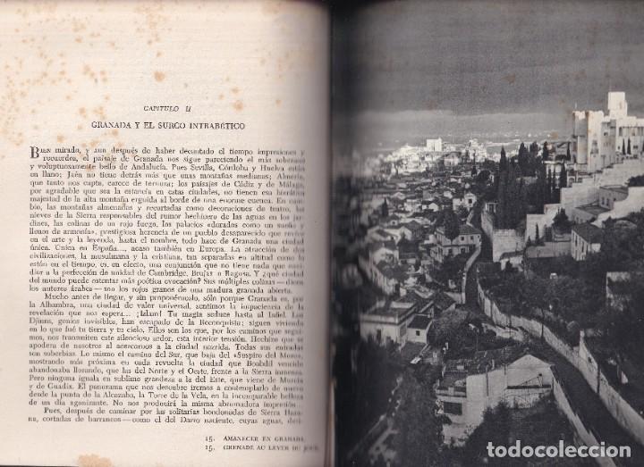 Libros de segunda mano: LA ESPAÑA DEL SUR - JEAN SERMET - EDITORIAL JUVENTUD - 1956 - 1ª EDICION - Foto 4 - 246778245