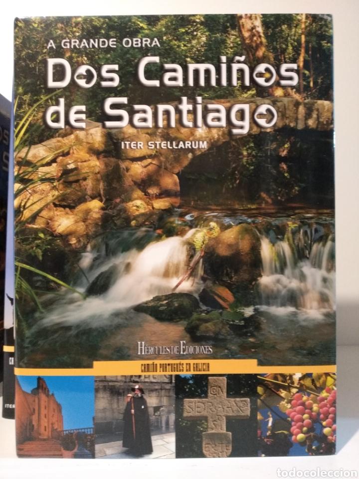 Libros de segunda mano: LA GRAN OBRA DE LOS CAMINOS DE SANTIAGO. Iter stellarum. Hércules ediciones. 15 tomos - Foto 10 - 247425650