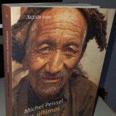 Livros em segunda mão: LOS ÚLTIMOS BÁRBAROS - PEISSEL, MICHEL. Lote 248703025