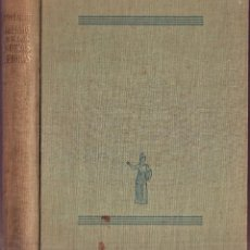 Libros de segunda mano: TRES AÑOS EN LAS NUEVAS HEBRIDAS - MANUEL BOSCH BARRETT - EDICIONES PAL LAS 1943. Lote 249523520