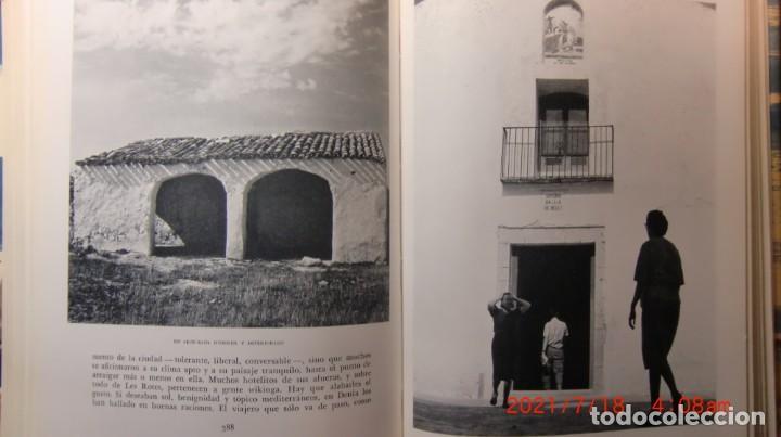 Libros de segunda mano: EL PAIS VALENCIANO-JOAN FUSTER-FOTOS RIMAS-1ª ED. 1962 - Foto 8 - 251336000