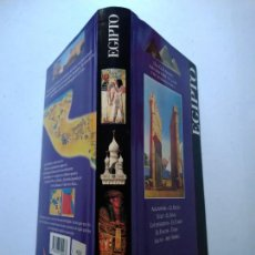 Libri di seconda mano: GUÍA EGIPTO. GUÍAS ACENTO, 1996, 2ª EDICIÓN. Lote 252112065