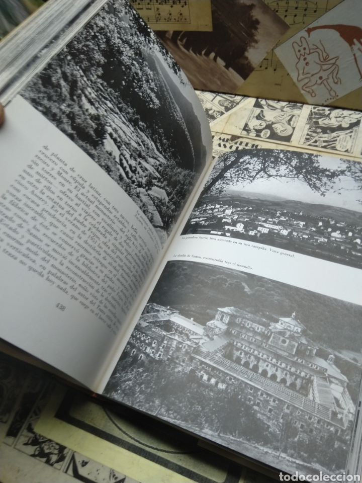 Libros de segunda mano: Galicia. Guía espiritual de una tierra. Castroviejo. - Foto 6 - 253157280