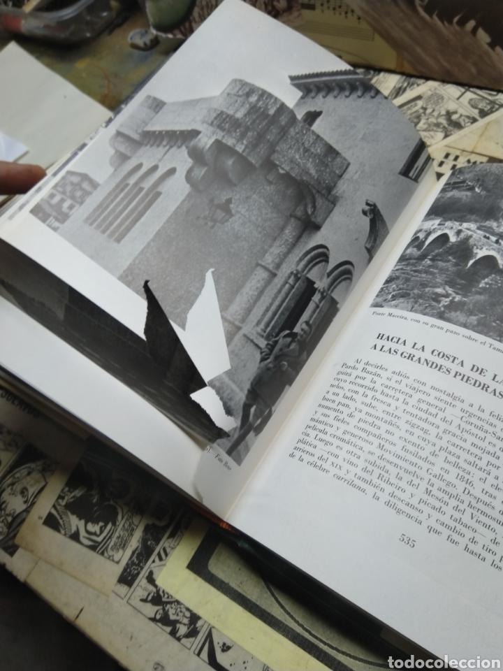 Libros de segunda mano: Galicia. Guía espiritual de una tierra. Castroviejo. - Foto 7 - 253157280