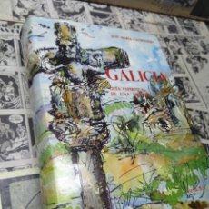 Libros de segunda mano: GALICIA. GUÍA ESPIRITUAL DE UNA TIERRA. CASTROVIEJO.. Lote 253157280