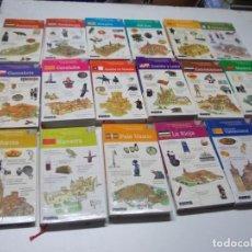 Libri di seconda mano: LOTE17 GUÍAS VISUALES DE ESPAÑA, AÑO 2.000. Lote 253340500