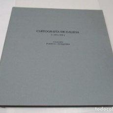 Libros de segunda mano: CARTOGRAFÍA DE GALICIA SÉCULOS XVI Ó XIX COLECCIÓN PUERTAS-MOSQUERA W6391. Lote 253423390