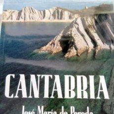 Libros de segunda mano: 5 LIBROS (AZORÍN, PEREDA, UNAMUNO. SENDER, BOIX) DE REGIONES ESPAÑOLAS. Lote 253809920