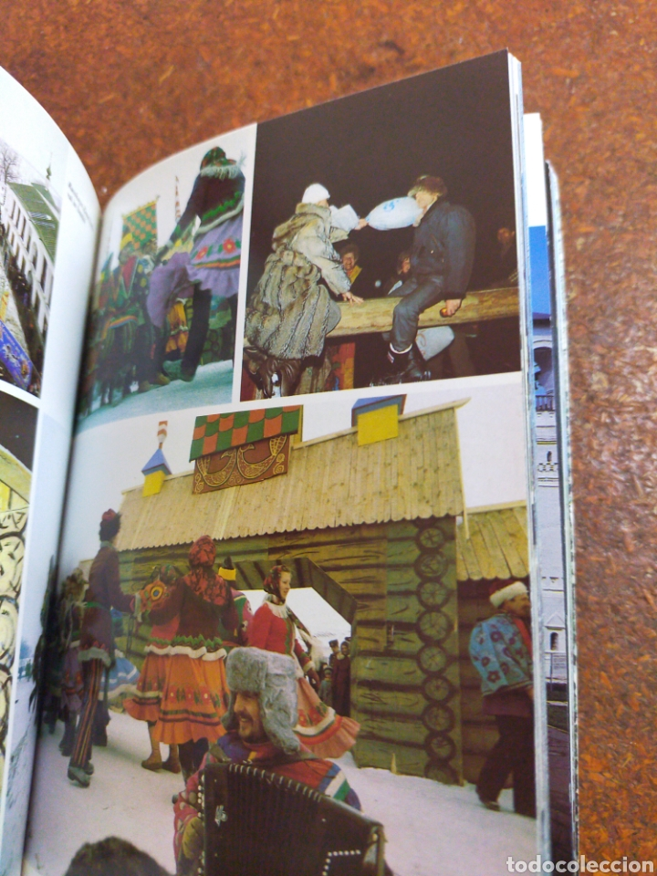 Libros de segunda mano: VLADIMIR SUZDAL AN ILLUSTRATED GUIDEBOOK - Foto 5 - 253970210