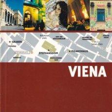 Libri di seconda mano: VIENA (PLANO GUÍA). Lote 254043860