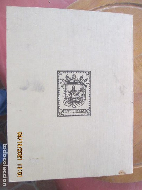Libros de segunda mano: HISTORIA DE LA CIUDAD DE SANLUCAR DE BARRAMEDA - PEDRO BARBADILLO - EJEMPLAR 1021 DE 1500- EDC ANEL - Foto 7 - 254620050