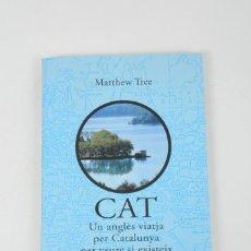 Libros de segunda mano: MATTHEW TREE CAT UN ANGLÉS VIATJA PER CATALUNYA COLUMNA DE VIATGE. Lote 254684695