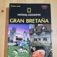 Libros de segunda mano: GRAN BRETAÑA (NATIONAL GEOGRAPHIC) CHRISTOPHER SOMERVILLE. Lote 254734600