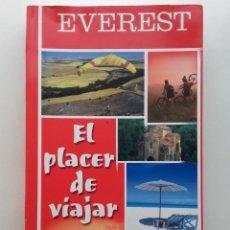 Libros de segunda mano: GUIA EVEREST. EL PLACER DE VIAJAR. CONOCE EL MUNDO CON NOSOTROS - PAISES DEL MUNDO Y ESPAÑA. Lote 254871480