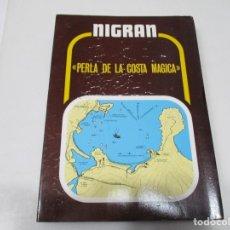 Libros de segunda mano: NIGRAN PERLA DE LA COSTA MÁGICA W6557. Lote 254873440