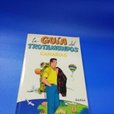 Libros de segunda mano: LAS GUIAS DEL TROTAMUNDOS. CANARIAS. EDICIONES GAESA. 1993. PAGS. 423.. Lote 254896945