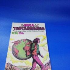 Libros de segunda mano: LAS GUIAS DEL TROTAMUNDOS. PERU. BOLIVIA. ECUADOR. EDICIONES MASCARON. 1982/83. PAGS. 157.. Lote 254899280