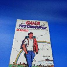 Libros de segunda mano: LAS GUIAS DEL TROTAMUNDOS. MADRID. EDICIONES GRECH. 1987/88. PAGS. 354.. Lote 254899920