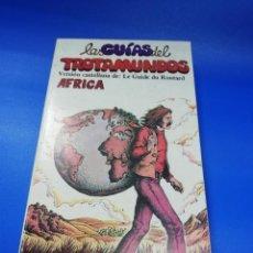 Libros de segunda mano: LAS GUIAS DEL TROTAMUNDOS. AFRICA. EDICIONES MASCARON. 1981/82. PAGS. 256.. Lote 254900625