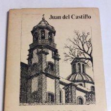 Libros de segunda mano: ESENCIAS DE LA OROTAVA JUAN DEL CASTILLO ISLAS CANARIAS TENERIFE. Lote 255305355