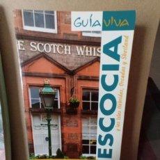 Libros de segunda mano: ESCOCIA - EDITORIAL GUIA VIVA. Lote 256022920