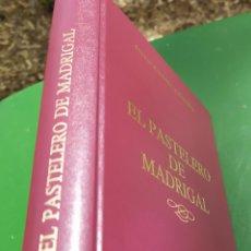 Libros de segunda mano: EL PASTELERO DE MADRIGAL REINADO DE FELIPE II Y REY DON SEBASTIÁN DE PORTUGAL NUEVO. Lote 256167020