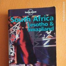Libros de segunda mano: LONELY PLANET SOUTH AFRICA LESOTHO & SWAZILAND. Lote 257421205