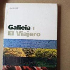 Libros de segunda mano: GALICIA I - RIAS BAIXAS -GUIAS EL VIAJERO. Lote 257502410