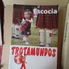 Libros de segunda mano: ESCOCIA - TROTAMUNDOS - EDITORIAL SALVAT. Lote 257503875