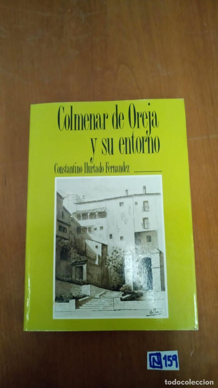 COLMENAR DE OREJA Y SU ENTORNO (Libros de Segunda Mano - Geografía y Viajes)