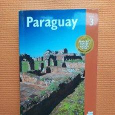 Libros de segunda mano: PARAGUAY GUIA BRADT MARGARET HEBBLETHWAITE. Lote 258776655