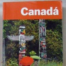 Libros de segunda mano: CANADÁ - TROTAMUNDOS - PHILIPPE GLOAGUEN - ED. ANAYA 2015 - VER DESCRIPCIÓN E INDICE. Lote 258837255