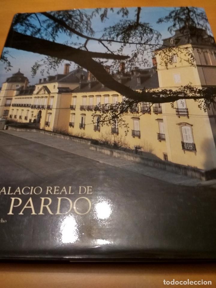 EL PALACIO REAL DE EL PARDO (Libros de Segunda Mano - Geografía y Viajes)