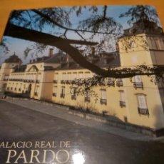 Libros de segunda mano: EL PALACIO REAL DE EL PARDO. Lote 259942940