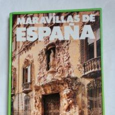 Libros de segunda mano: MARAVILLAS DE ESPAÑA EDICIONES RAYUELA TAPA DURA 37X27CM. Lote 259997655