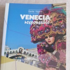 Libros de segunda mano: VENECIA RESPONSABLE BASTART CASSÉ, JORDI PUBLICADO POR ALHENA (2014). Lote 260358100
